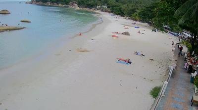Webcam หาดเฉวงน้อย: Koh Samui Crystal Bay