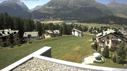 Surlej: St. Moritz Silvaplana Switzerland