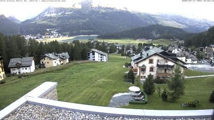 Surlej: St. Moritz Silvaplana
