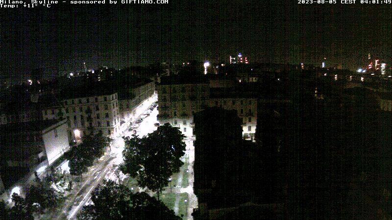 Веб камера Милан