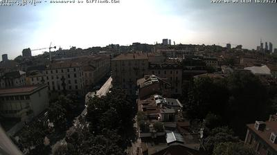 Gambar mini Webcam Milan pada 5:13, Apr 23