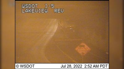 Seattle: I- at MP : Lakeview Express Lanes