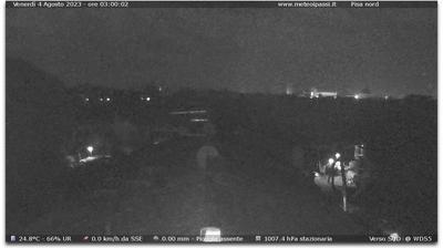 Pisa Huidige Webcam Image