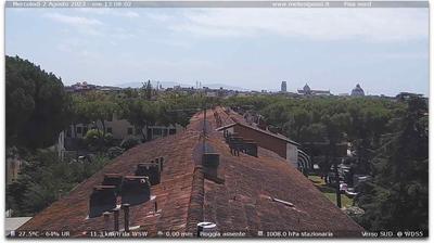 Pisa Daglicht Webcam Image