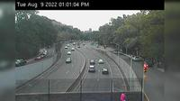 New York: Henry Hudson Parkway @  Street - Day time