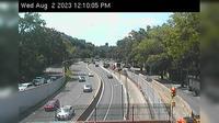 New York: Henry Hudson Parkway @  Street - Overdag