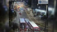 Little London: Stratford Broadway/Gt Eastern Rd - Actuales