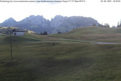 Boltigen: Gastlosenarena: Langlaufen Jaunpass