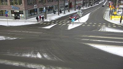 Webcam Tampere: Yliopistonkatu, Kalevantie − 1