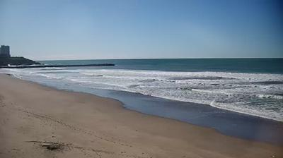 Daylight webcam view from Mar del Plata: Playa Grande