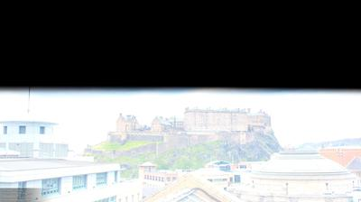 Current or last view from Edinburgh: Sheraton Grand Hotel & Spa