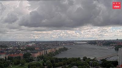 Thumbnail of Kungsholmen webcam at 2:08, Sep 29