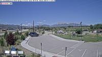 Poncha Springs: ColoradoWebCam.Net - CO Visitor Center HWY  Mt. Shavano - Overdag