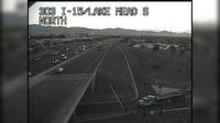 North Las Vegas: I- NB Lake Mead S - Day time