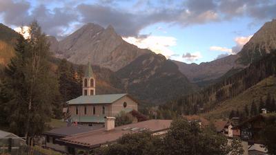 Canazei Huidige Webcam Image