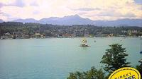Velden am W�rther See: Velden am W�rthersee - Dagtid