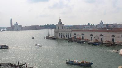Webcam Sestière di San Marco: Live View of San Giorgio Ma