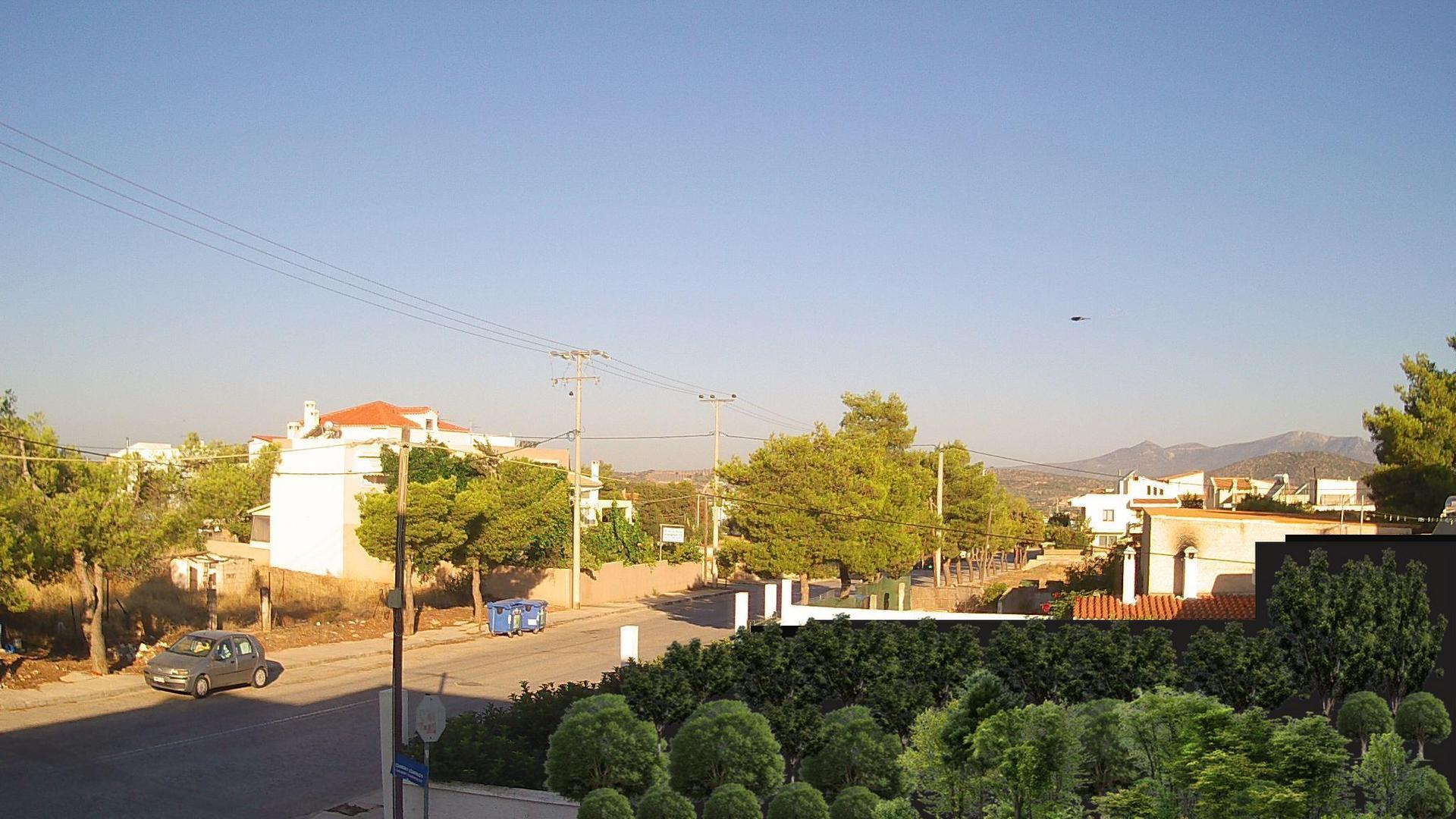 Webcam Καλύβια Θορικού: Kalyvia Thorikou − Ymittos