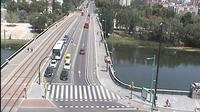 Zaragoza: Torreón de la Zuda (Oficina de Turismo) - Overdag