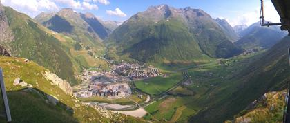 Andermatt: Bäzberg - by - Alps AG
