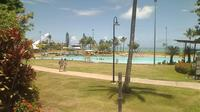 Airlie Beach: Beachworx - Lagoon cam - Overdag