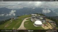 Tesero: Val di Fiemme - Alpe Cermis Lagorai - El día