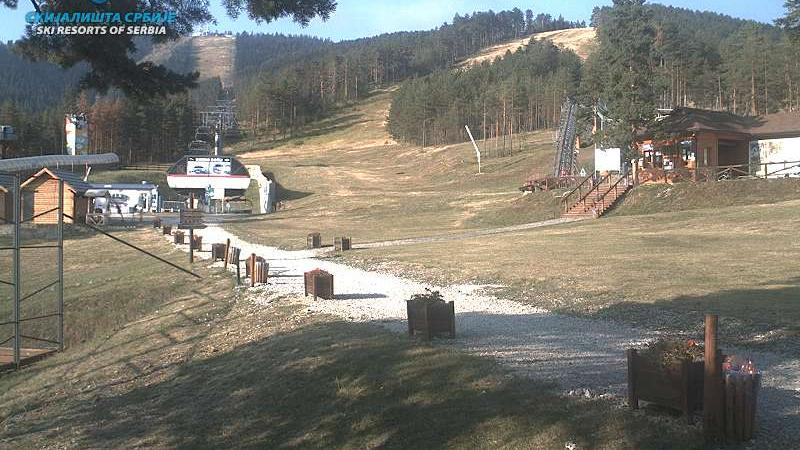 See Tornik Zlatibor Polaz Zicare Live Webcam Weather Report