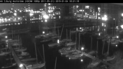 Webkamera Amsterdam: Haven IJburg