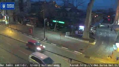 Webcam Bursa: Ulucamii