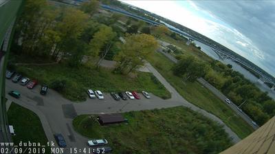 Webcam Dubna › West: MO − DC280
