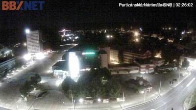 Webkamera Banská Bystrica