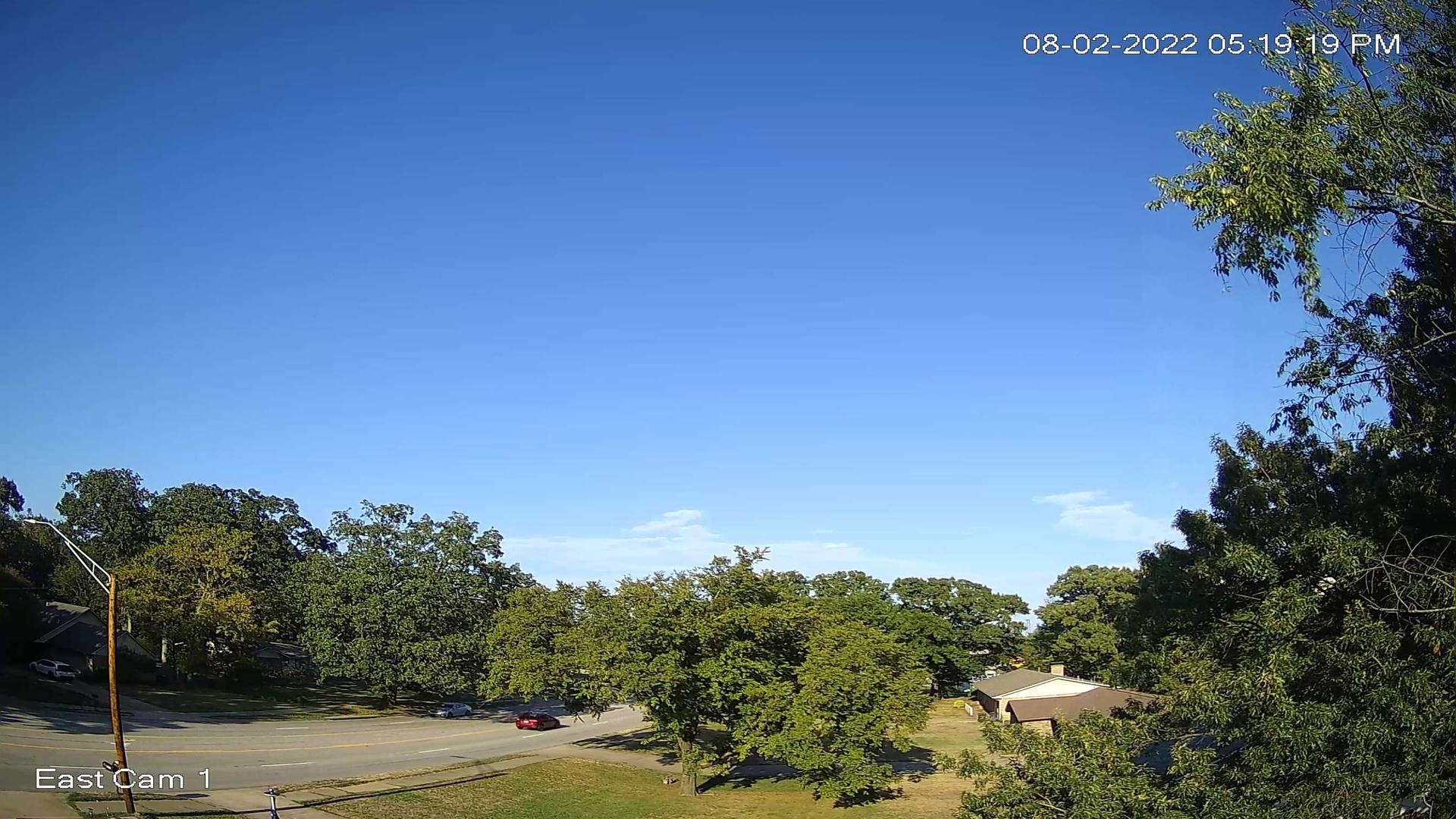 Webcam Massard › North-East: Ft Smith AR: Facing North Ea