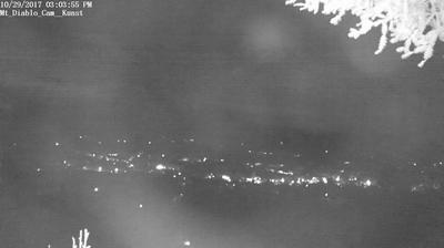 Webkamera Danville: Mount Diablo