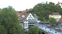T�bingen > North: Eberhardsbr�cke - Eberhardsbr�cke - Neckarinsel - �sterberg - Dagtid