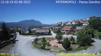 Paternopoli › West: Piazza Giardino - Dia