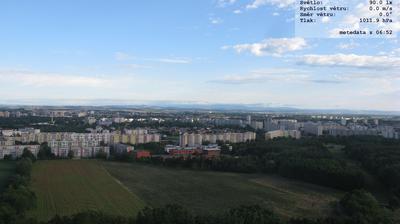 Gambar mini Webcam kualitas udara pada 6:15, Okt 17