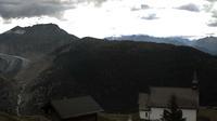 Naters: Belalp Aletschbord auf den grossen Aletschgletscher - Recent