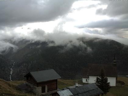 Naters: Belalp Aletschbord auf den grossen Aletschgletscher