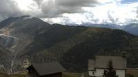 Naters: Belalp Aletschbord auf den grossen Aletschgletscher - Overdag