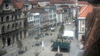 Sankt Ulrich bei Steyr: Steyr Stadtplatz - Steyr Town Square - Jour