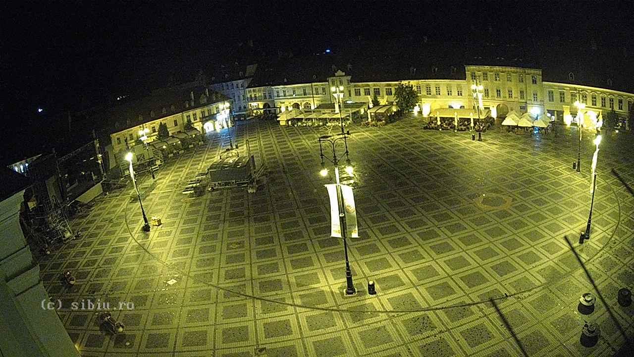Webcam Sibiu: Piata Mare webcam1