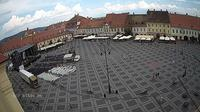 unknown: Sibiu - Piata Mare webcam - Actuales