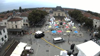 Saint-Dizier: Webcam de