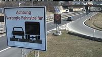 Sindelfingen: A  AS B�blingen - Blickrichtung Stuttgart - Dagtid