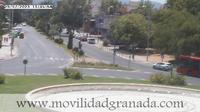 Granada: Av. JP II - Overdag