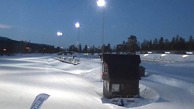 Webkamera Idre Fjäll: Skidstadion