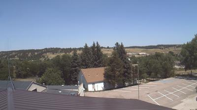 Tageslicht webcam ansicht von Porcupine: Our Lady of Lourdes Elementary in − SD