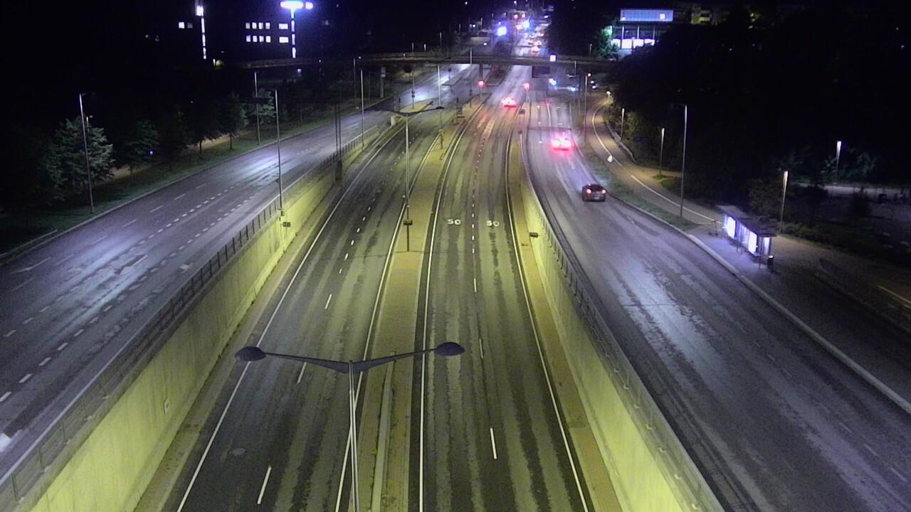 Webkamera Helsinki: Hakamaentie − Hakamäentie, masto