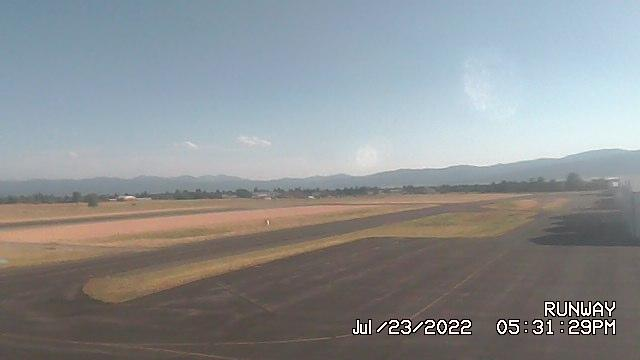 Webcam Driggs: Driggs-reed Memorial Airport