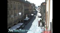 Cuneo: via Roma - Overdag